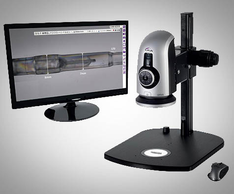 Omni Digital Microscope and Monitor