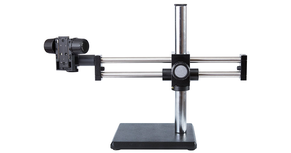 Digital Microscope Dual Arm Boom Stand