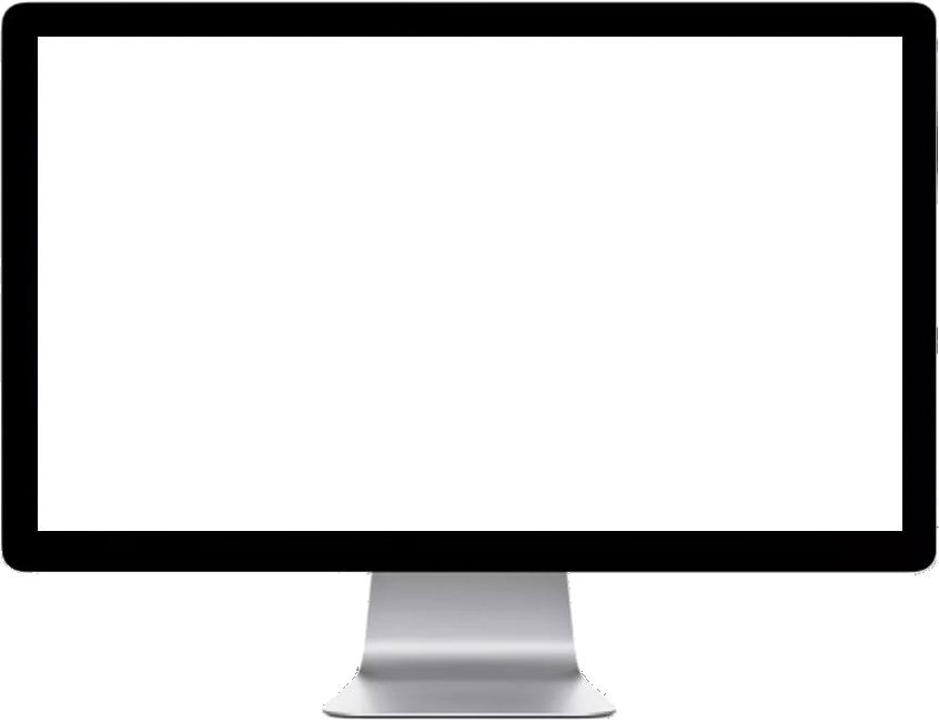 Empty iMac3