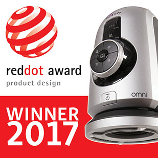 Reddot award for product design 2017
