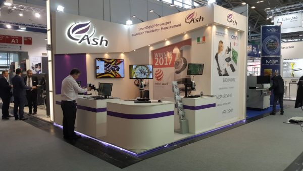 Ash Productronica 2017