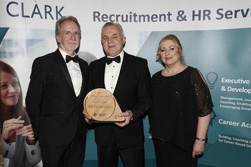 Ash Technologies Kildare Business Awards