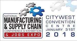 manufacturing and supply chain citywest