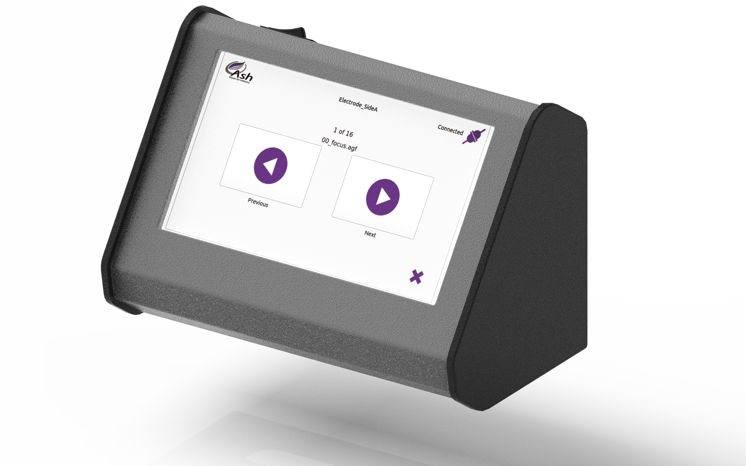Omni Touchscreen Workflow Controller