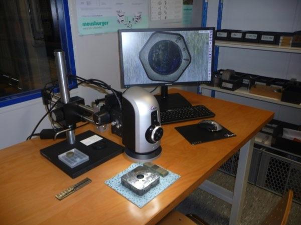 digital microscope omni